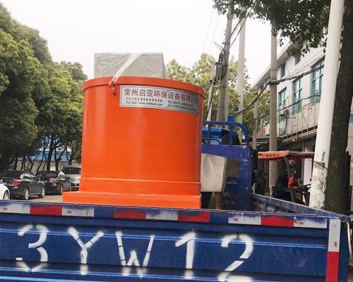 防震脱水机
